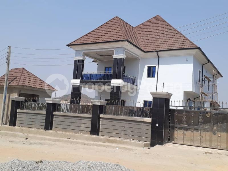 5 bedroom Detached Duplex House for sale Mab global state off idu industrial area Idu Abuja - 0