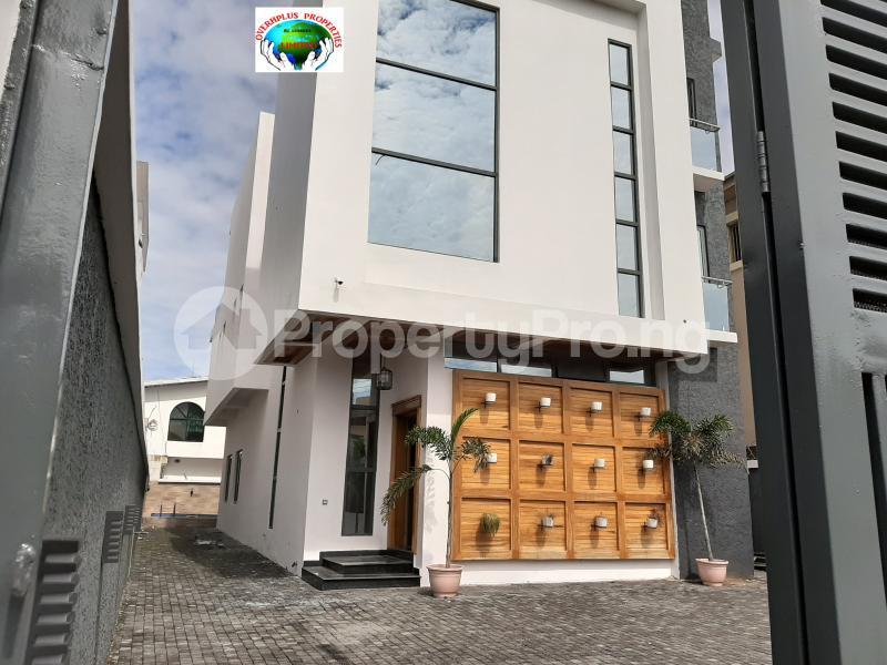 5 bedroom Detached Duplex House for sale Off Admiralty Road,  Lekki Phase 1,Lagos Lekki Phase 1 Lekki Lagos - 0