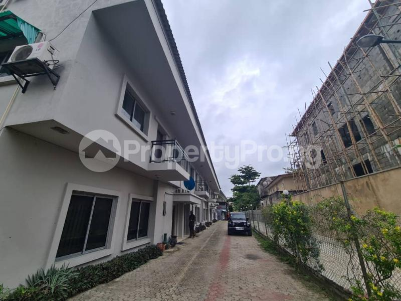 5 bedroom Semi Detached Duplex for rent Dolphin Extension Dolphin Estate Ikoyi Lagos - 5