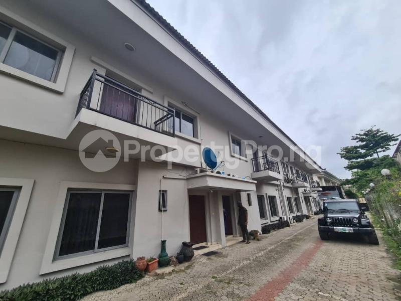 5 bedroom Semi Detached Duplex for rent Dolphin Extension Dolphin Estate Ikoyi Lagos - 4