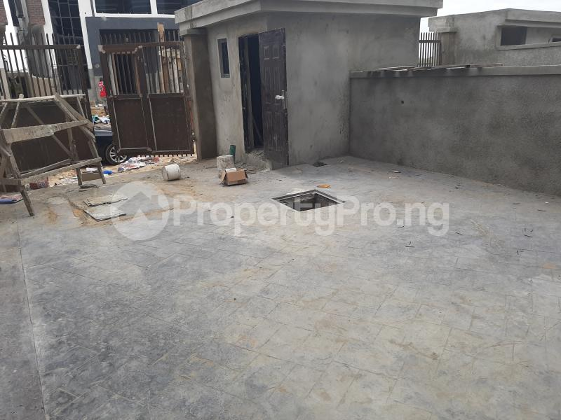 5 bedroom Semi Detached Duplex for sale Off Chevron Drive Lekki chevron Lekki Lagos - 7