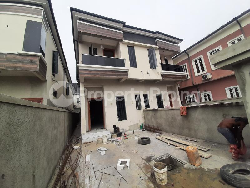 5 bedroom Semi Detached Duplex for sale Off Chevron Drive Lekki chevron Lekki Lagos - 1