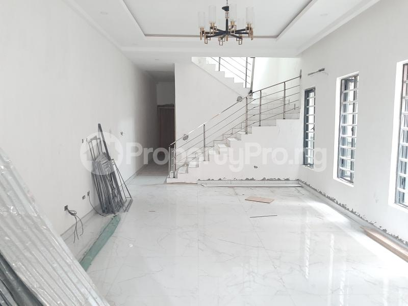 5 bedroom Semi Detached Duplex for sale Off Chevron Drive Lekki chevron Lekki Lagos - 2