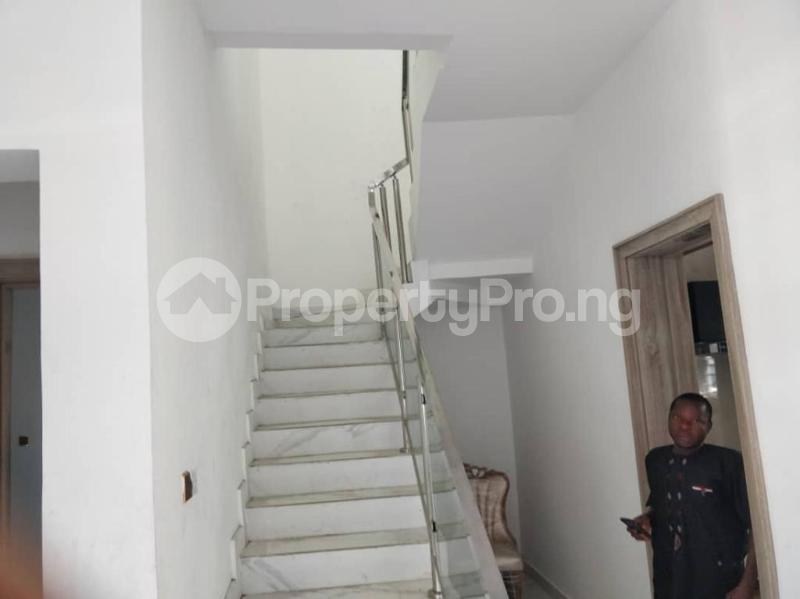 5 bedroom Detached Duplex House for rent In estate very close to domino's pizza  Agungi Lekki Lagos - 3