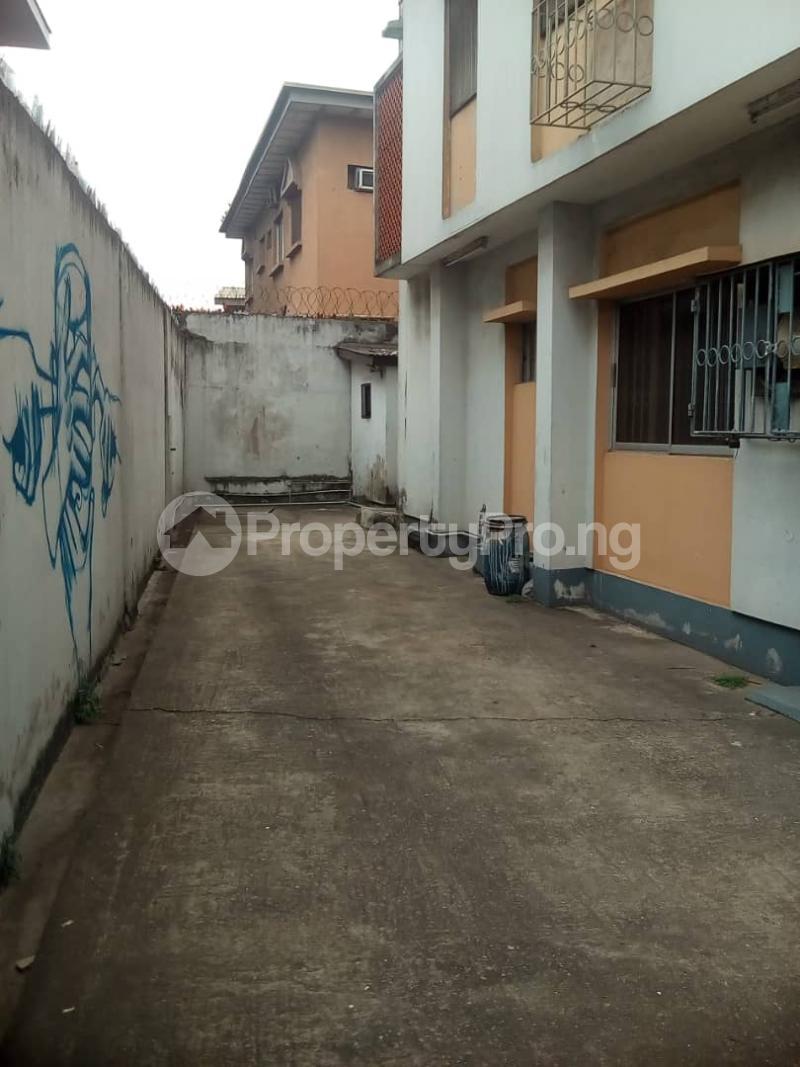 5 bedroom Detached Duplex for rent Off Ericmoore Eric moore Surulere Lagos - 0