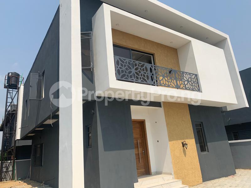 5 bedroom Detached Duplex House for sale Alternative Route  chevron Lekki Lagos - 0
