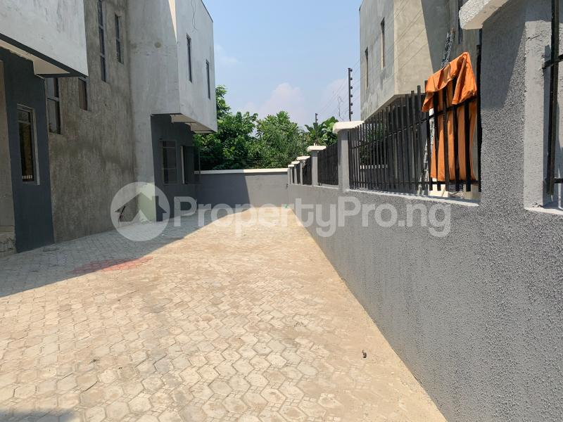 5 bedroom Detached Duplex House for sale Alternative Route  chevron Lekki Lagos - 1
