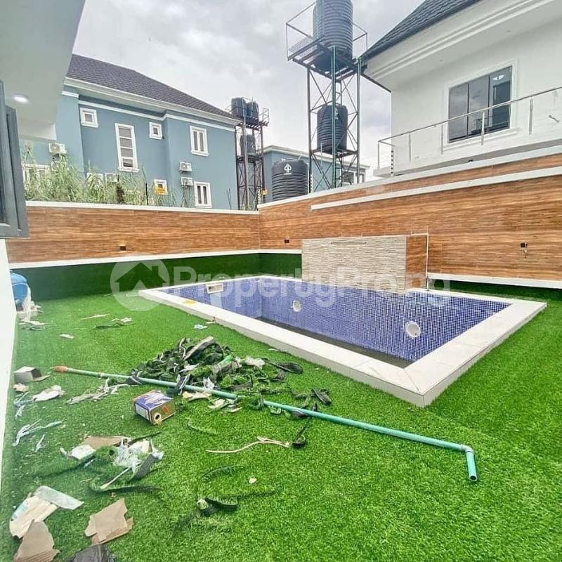 5 bedroom Detached Duplex House for sale Lekki Gardens estate Ajah Lagos - 14