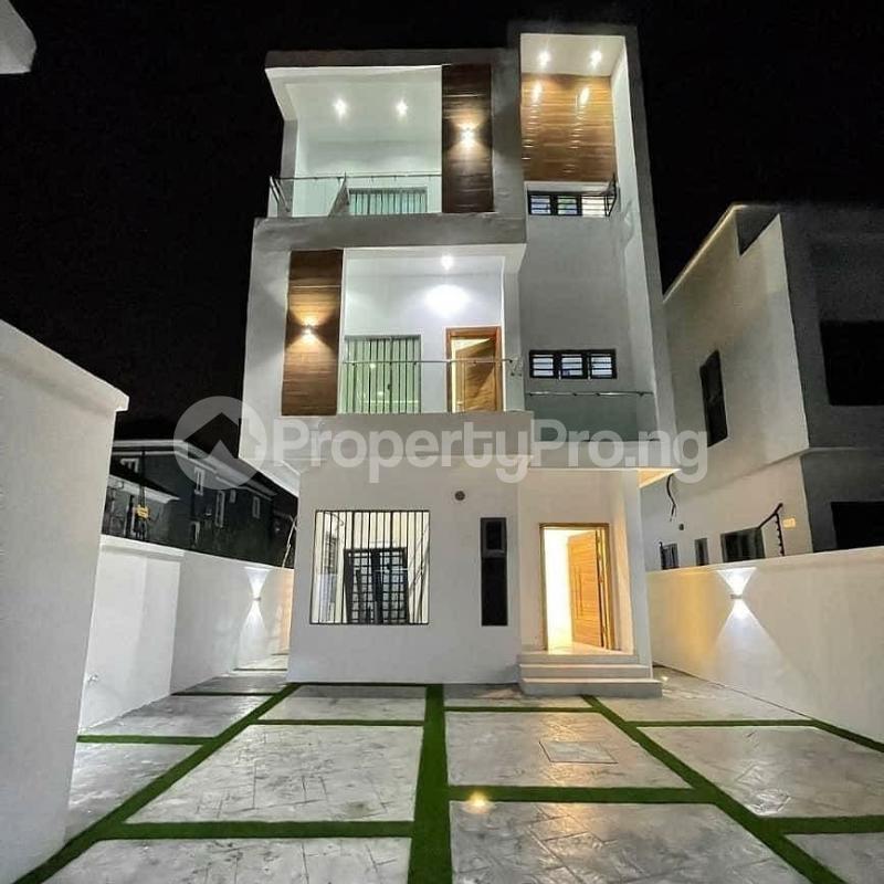 5 bedroom Detached Duplex House for sale Lekki Gardens estate Ajah Lagos - 10