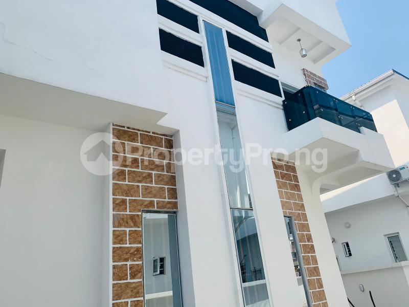 5 bedroom Flat / Apartment for sale Osapa london Lekki Lagos - 1