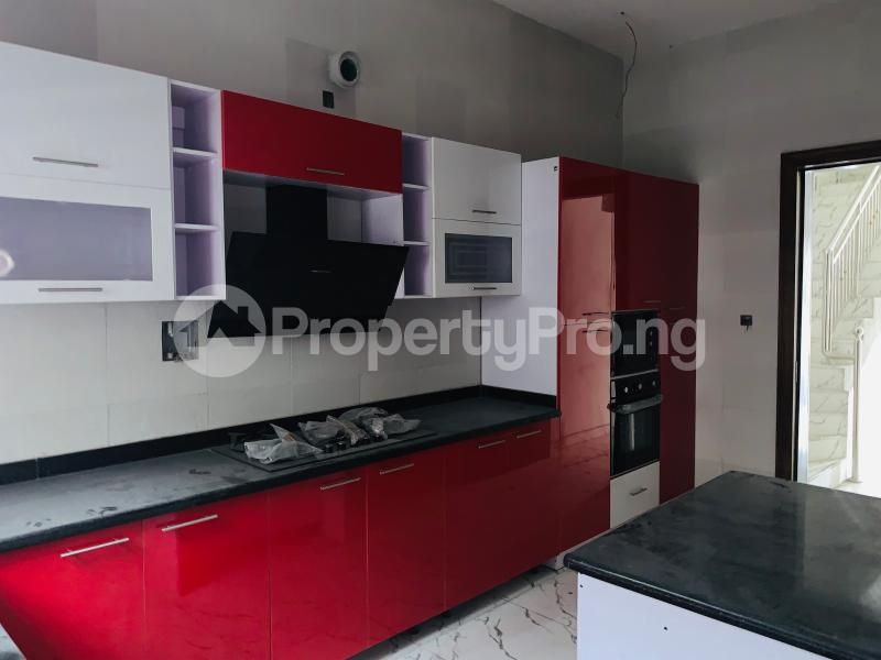 5 bedroom House for sale Alternative Route Road chevron Lekki Lagos - 2