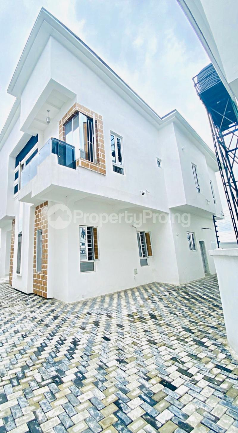 5 bedroom Flat / Apartment for sale Osapa london Lekki Lagos - 9