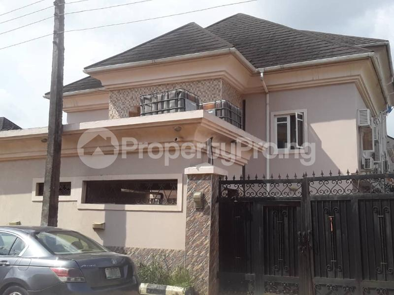 3 bedroom Blocks of Flats House for sale Ajao estate Isolo.Lagos Mainland Ajao Estate Isolo Lagos - 3