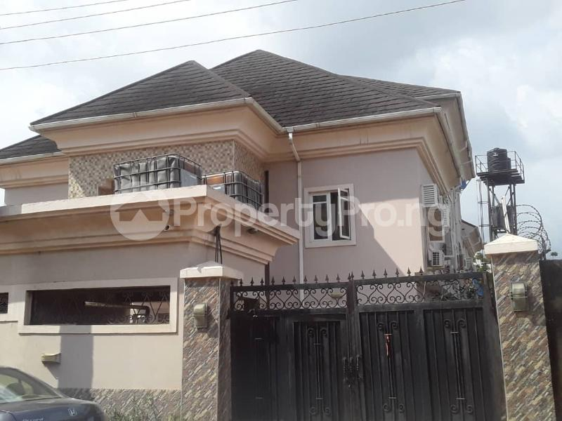3 bedroom Blocks of Flats House for sale Ajao estate Isolo.Lagos Mainland Ajao Estate Isolo Lagos - 0
