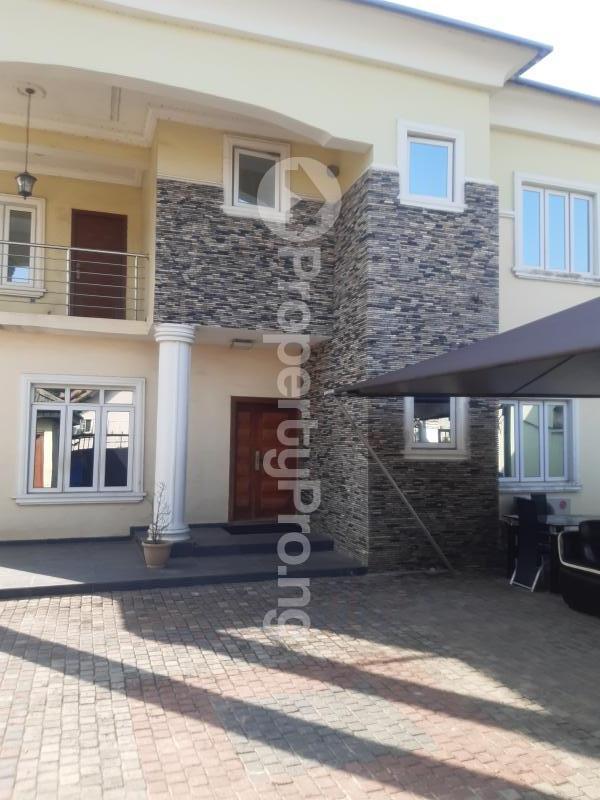 5 bedroom Detached Duplex House for sale Farm ville Estate near sky mall  Sangotedo Lagos - 14