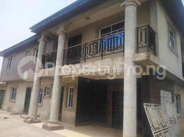 6 bedroom Detached Duplex House for sale  Off Alimosho General Hospital.,  Igando Ikotun/Igando Lagos - 0