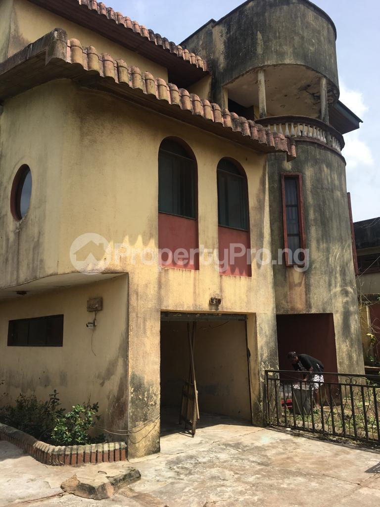 6 bedroom Detached Duplex House for sale Imoru palace road Ijebu Ode Ijebu Ogun - 6