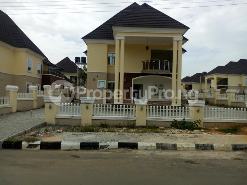 6 bedroom Detached Duplex House for sale Lugbe Abuja - 0