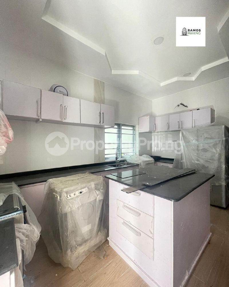6 bedroom Detached Duplex House for rent Pinnock beach estate Osapa london Lekki Lagos - 7