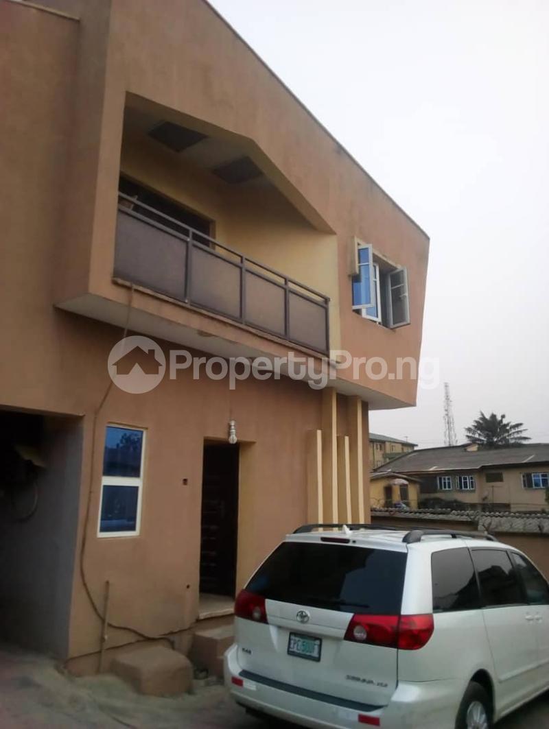 6 bedroom Detached Duplex House for sale Oke-Ira Ogba Lagos - 2