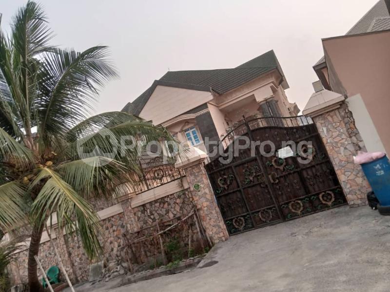 6 bedroom House for sale Shalom estates Amuwo odofin Amuwo Odofin Lagos - 2