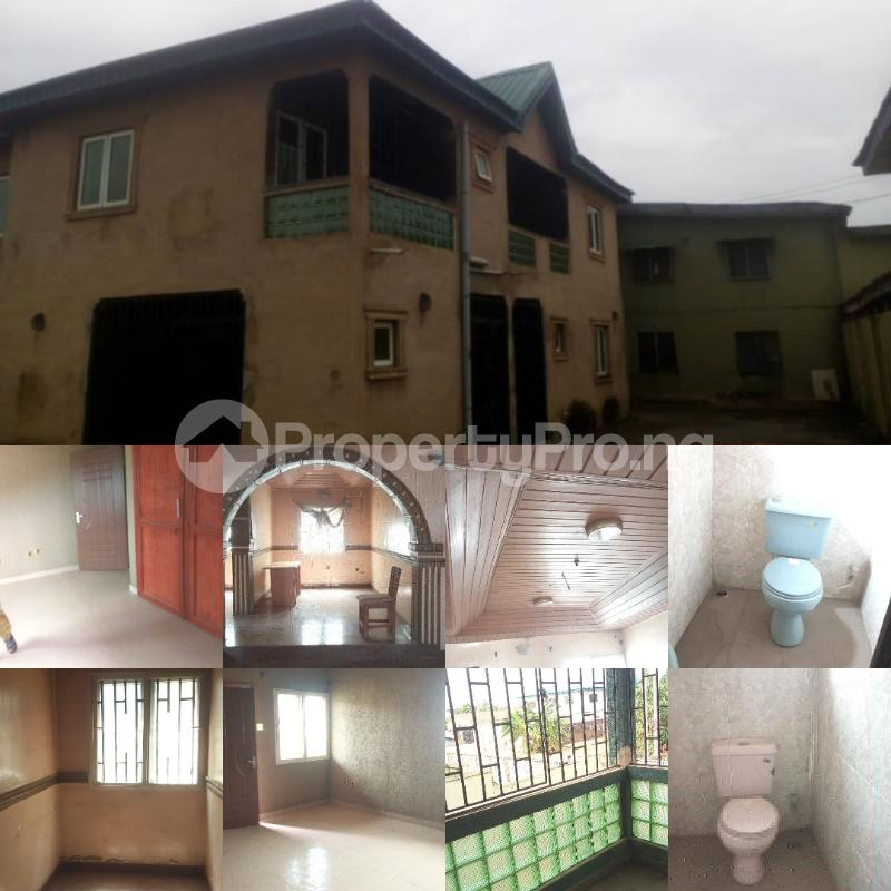 6 bedroom Detached Duplex House for sale Owutu-Isawo Rd Agric Ikorodu Lagos - 0
