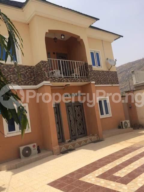 6 bedroom Detached Duplex House for sale Hill view community. Kubwa Abuja - 0