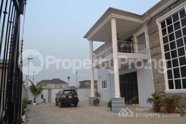 6 bedroom Detached Duplex House for sale Pearl Gardens, Shell Estate ,Portharcourt.  Eliozu Port Harcourt Rivers - 0