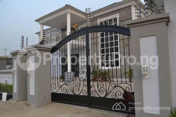 6 bedroom Detached Duplex House for sale Pearl Gardens, Shell Estate ,Portharcourt.  Eliozu Port Harcourt Rivers - 3