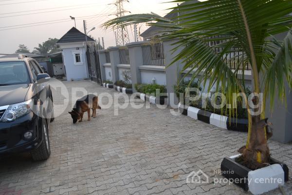 6 bedroom Detached Duplex House for sale Pearl Gardens, Shell Estate ,Portharcourt.  Eliozu Port Harcourt Rivers - 1
