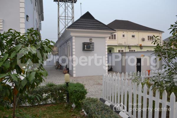6 bedroom Detached Duplex House for sale Pearl Gardens, Shell Estate ,Portharcourt.  Eliozu Port Harcourt Rivers - 4