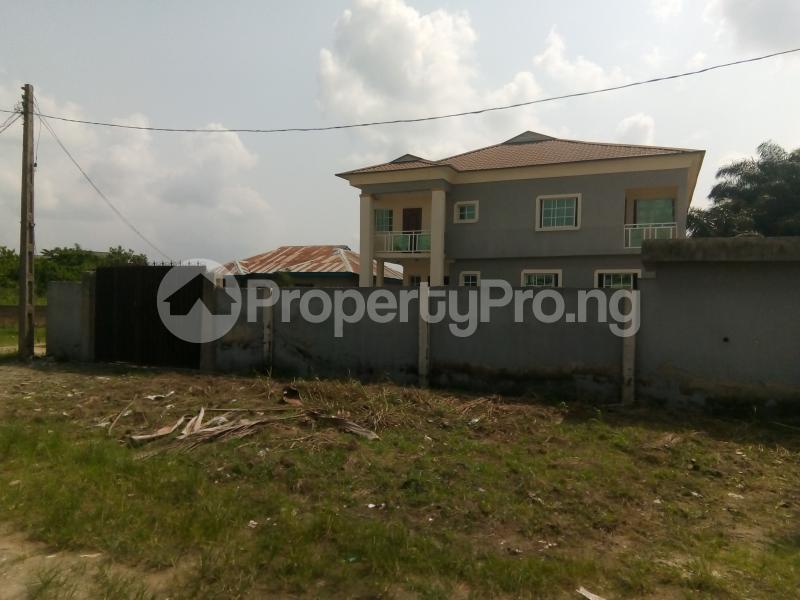 6 bedroom Terraced Duplex House for sale Stacom estate Obafemi Owode Ogun - 1