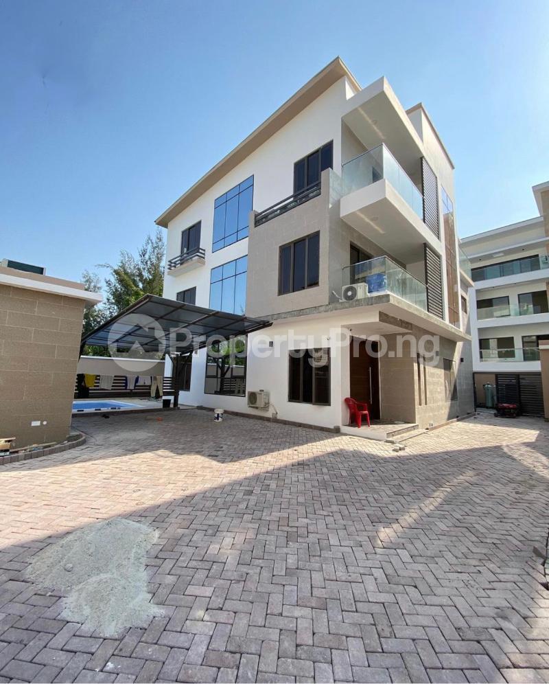 6 bedroom Detached Duplex for sale Banana Island Ikoyi Lagos - 0