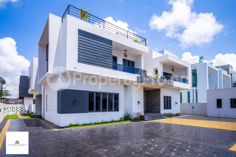 6 bedroom House for sale Pinnock Beach Estate  Osapa london Lekki Lagos - 8