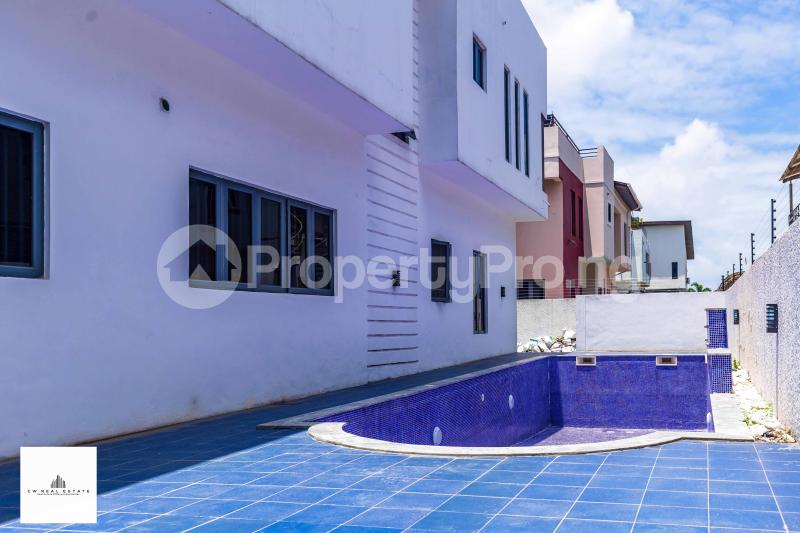 6 bedroom House for sale Pinnock Beach Estate  Osapa london Lekki Lagos - 1
