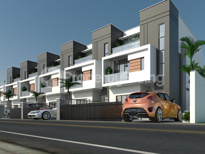 6 bedroom Terraced Duplex for sale Orchid Road Lekki Phase 2 Lekki Lagos - 0