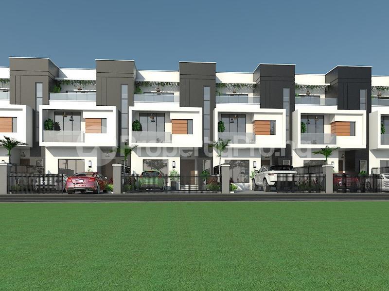 6 bedroom Terraced Duplex for sale Orchid Road Lekki Phase 2 Lekki Lagos - 2