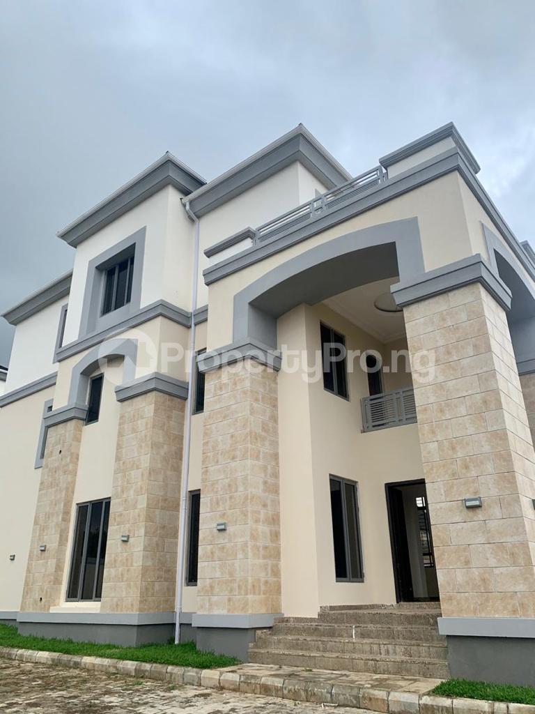 6 bedroom Detached Duplex for sale Asokoro Extension Asokoro Abuja - 0