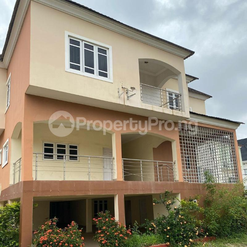 6 bedroom Detached Duplex for sale Katampe Ext Abuja - 4