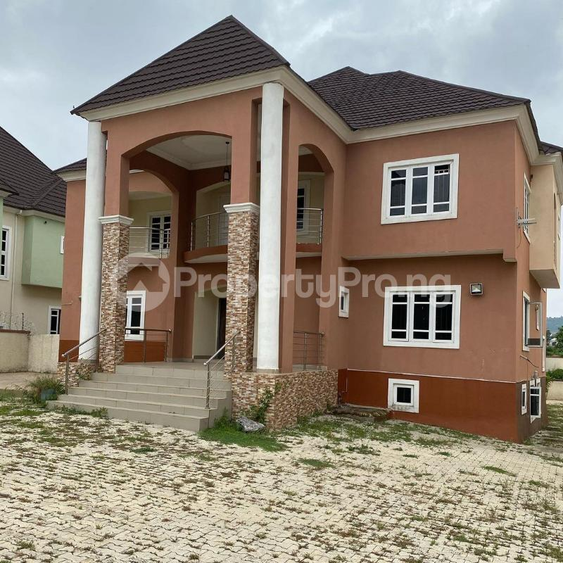 6 bedroom Detached Duplex for sale Katampe Ext Abuja - 2