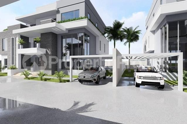 6 bedroom Detached Duplex for sale Diplomatic Zone, Katampe Extension Katampe Ext Abuja - 9