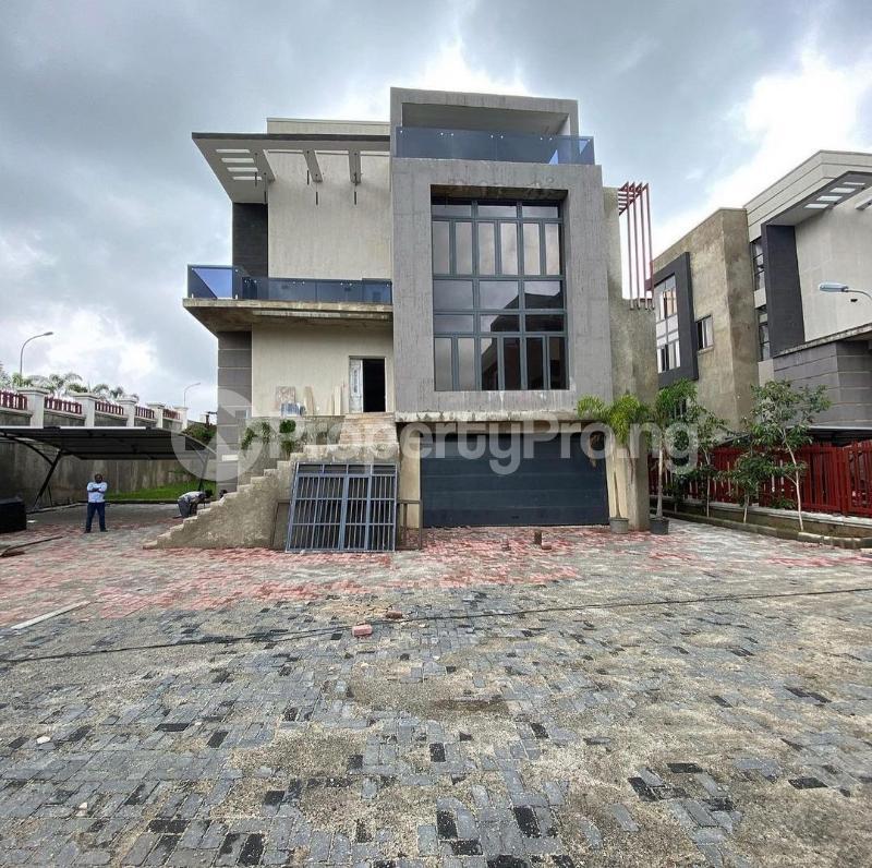 6 bedroom Detached Duplex for sale Katampe Extension Abuja Katampe Ext Abuja - 0