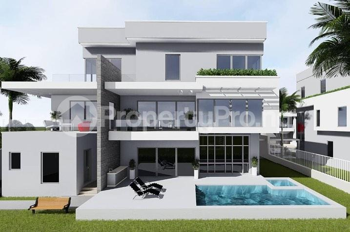 6 bedroom Detached Duplex for sale Diplomatic Zone, Katampe Extension Katampe Ext Abuja - 0