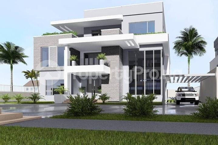 6 bedroom Detached Duplex for sale Diplomatic Zone, Katampe Extension Katampe Ext Abuja - 5
