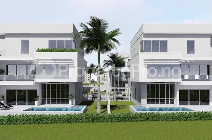 6 bedroom Detached Duplex for sale Diplomatic Zone, Katampe Extension Katampe Ext Abuja - 8