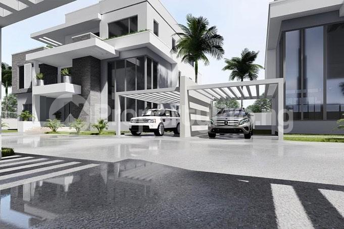 6 bedroom Detached Duplex for sale Diplomatic Zone, Katampe Extension Katampe Ext Abuja - 3