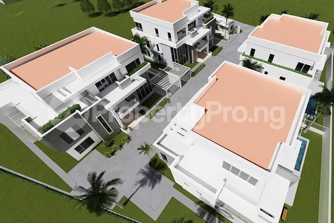 6 bedroom Detached Duplex for sale Diplomatic Zone, Katampe Extension Katampe Ext Abuja - 1