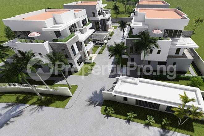 6 bedroom Detached Duplex for sale Diplomatic Zone, Katampe Extension Katampe Ext Abuja - 6