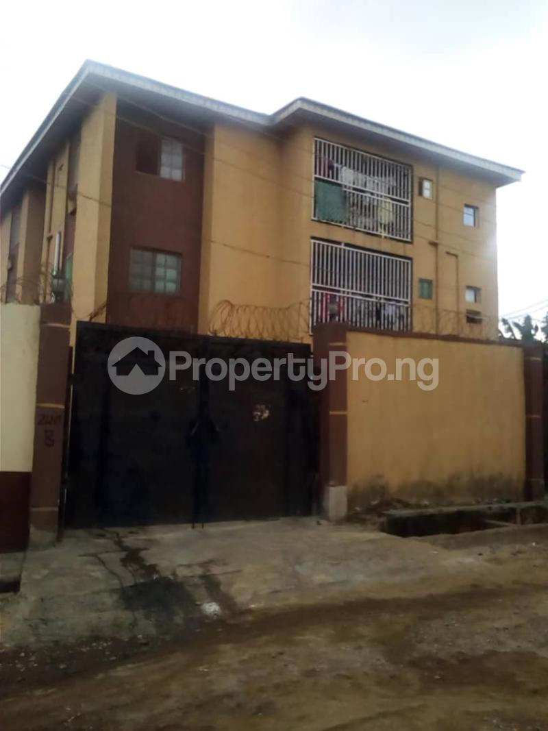 Shared Apartment Flat / Apartment for sale NNPC  Oke-Afa Isolo Lagos - 2