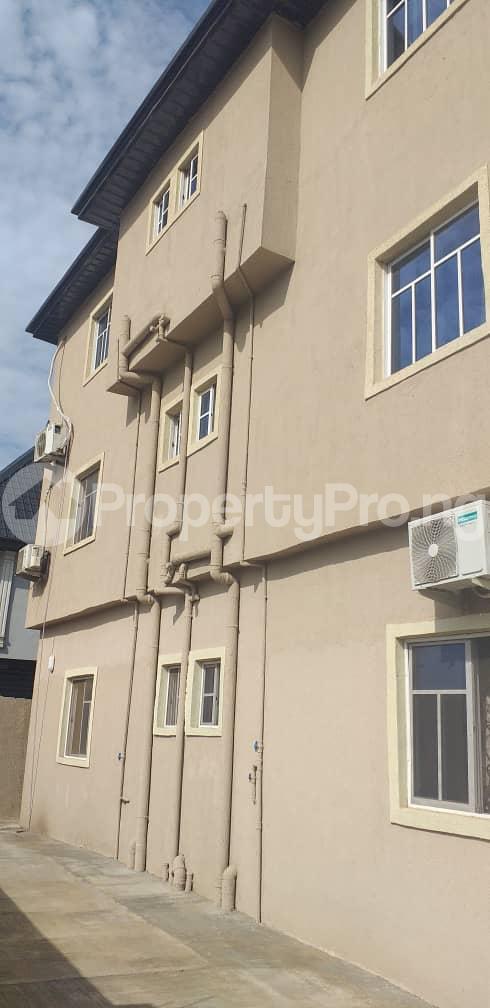 Blocks of Flats House for sale Community road Okota Lagos - 0